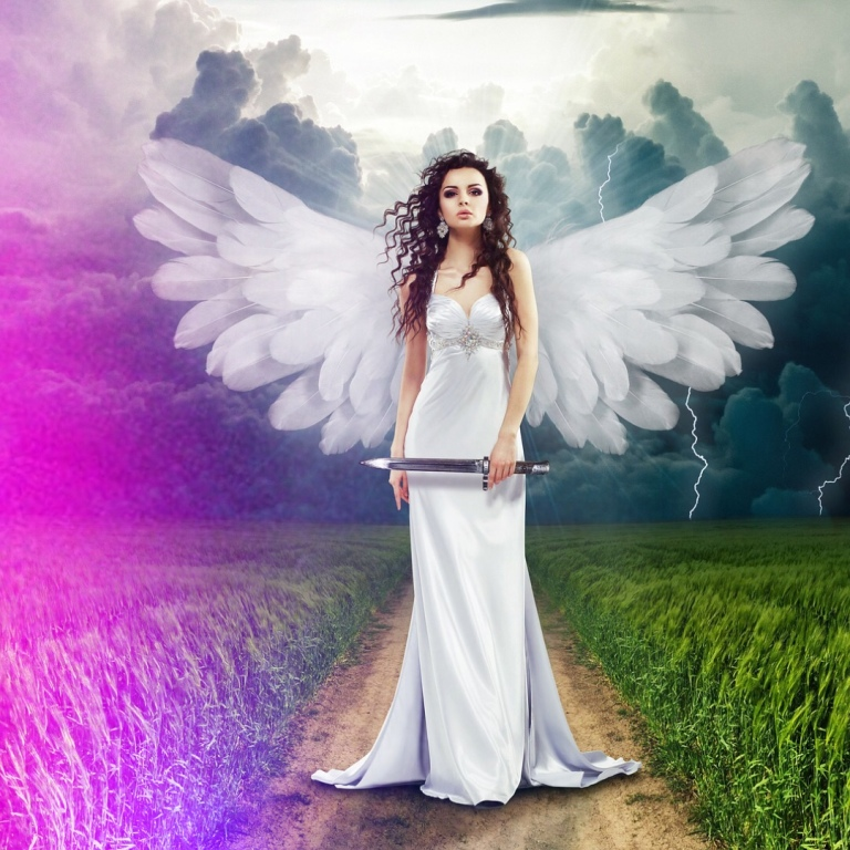 Let your angels guide you  – Twinflames