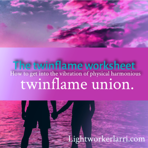 The twinflame worksheet – Twinflames