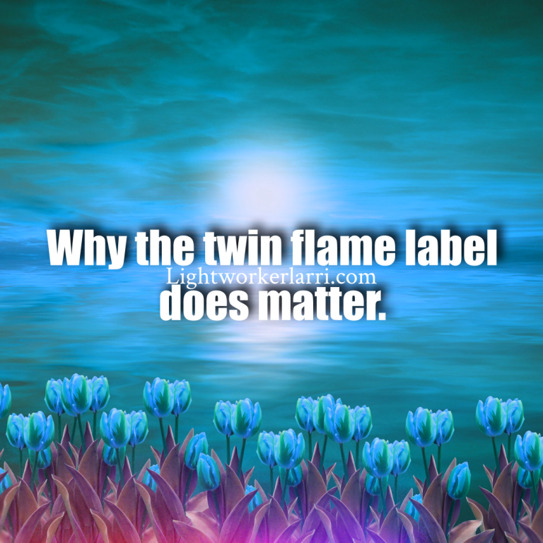 Why the twin flame label does matter  – Twinflames